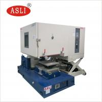 Programmable Functional Climatic Temperature Humidity Vibration Combined Testing Chamber Manufactures
