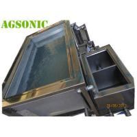 Quality 100L Smt Ultrasonic Stencil Cleaner for Brass Stencil Plate Cleaning for sale