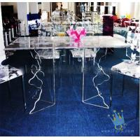 acrylic cheap bar table sets Manufactures