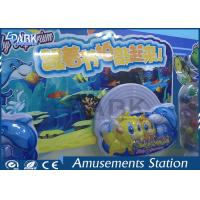 Arcade Lottery Coin Operated Game Machines Baby Aquarium Hammer Hit Manufactures
