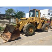 Durable Original Japanese Used Compact Wheel Loader , Cat 950B  Wheel Loader Manufactures