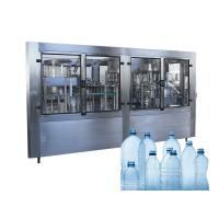 Pure Spring Water Barrel Filling Machine Washing Capping Sealing Labeling Line Manufactures