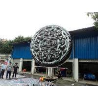 Attractive Custom Inflatable Products Giant Model Chocolate Cookie Manufactures