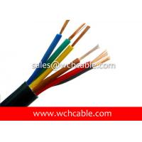 Quality Flusher Disinfector PUR Cable UL AWM Style 20866, Rated 80C 300V, Horizontal Flame for sale