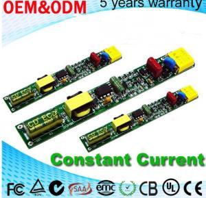 China 6-22w 120ma 180ma 240ma dc36-88V T5 T8 LED tube light driver high pf led tube driver on sale