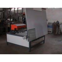 MINI Heated Roller Press Table , hot roll press for 30mm Glass Thicknes Manufactures