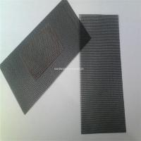 99.95% High temperature molybdenum wire mesh Mo1,Mo2 Manufactures
