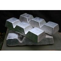 Quality MgZr Mgzr30 Ingot Shape Magnesium master alloy with rare earth ,low impurities for sale