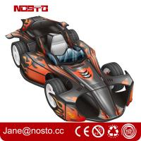 Personalised Gifts for Boy, 3D Racing Car with plastic wheels Manufactures