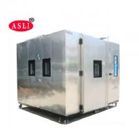 Walk-in Temperature Humidity Testing Room,  Environmental Walk-in Chamber Manufactures