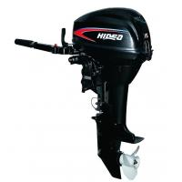 Hidea 15hp 2 Stroke Gasoline Marine Outboard Engines / Inflatable Boat Motor Manufactures