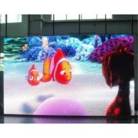 China PH7.62 Indoor LED display screen on sale
