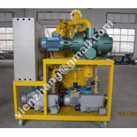 Double stage high vacuum oil filtration system Manufactures