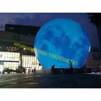 Quality inflatable moon for mid autumn festival for sale