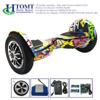FCC ROHS Two Wheel Electric Scooter Self Balancing Electric Hoverboard Manufactures