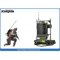 Buy cheap 5W Long Range COFDM HD Wireless Transmitter and Receiver with 300-4400MHz H.264 from wholesalers