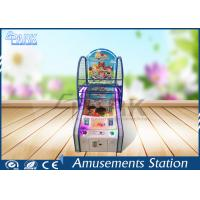 Electronic Mini Street Basketball Shooting Arcade Machine For Multi Player Manufactures