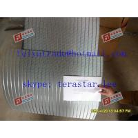 SIEVE BEND SCREEN / ARC SCREEN PLATE / JOHNSON SCREEN PANEL / ARC SIEVE PLATE /