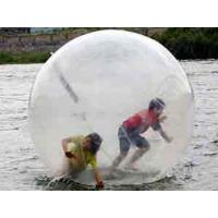 2m Water Transparent / Colorful PVC Walking Ball For Family Manufactures