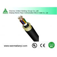 All-Dielectric Self-Support 6 Core Fiber Optic Cable ADSS Manufactures