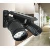 PIR Motion Sensor Solar LED Garden Lights Dual Head Spotlight Adjustable Waterproof Manufactures