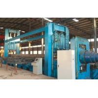 Level Down Three Roller Pipe Bending Machine Manufactures