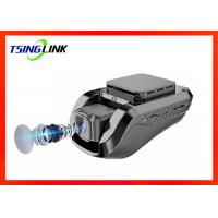 Mini Car 3G GPS Tracking Dash Cam HD Wireless Video Recorder 1920 X 1080 Resolution Manufactures
