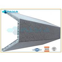 U Shape Granite Stone Honeycomb Panels For High Rise Building Cladding Manufactures