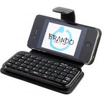 Mini computer IPhone 4 Bluetooth Keyboard Cases with micro USB port charging for email for sale