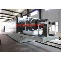 China Automatic Cement Rotary Kiln , Electric Rotary Kiln For Chromium Elastomag Clay on sale