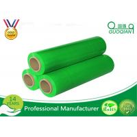 Commercial Non Adhesive Transparent Stretch Film 20 Mic Thickness For Packing Manufactures