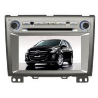 MAZDA 8 Car GPS Navigation Tracking System With DVD-R VCD CD CD-R Manufactures