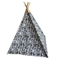 Fast Up Kids Indoor Teepee Easy Foldable Eco - Friendly Fabric Space Saving Manufactures