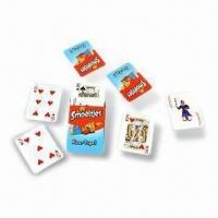 Playing Card Set, Suitable for Birthday, Festival and Promotional Purposes Manufactures