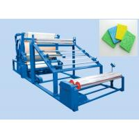 EPE / PE Foam Bonding Machine With Changed Heating Temperature 30◦ To 200◦ Manufactures