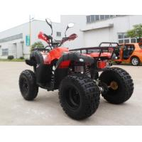 Adult Utility ATV Quad Bike / Electric 150CC ATV Spy Racing Quad With Trailer Manufactures