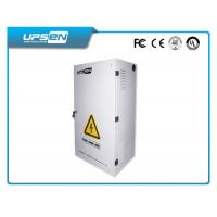 Corrosion Resistant Telecom Power Supply Online UPS 6KVA / 4200W Outdoor UPS System Manufactures