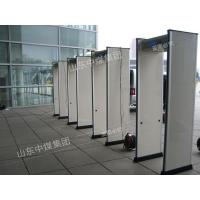 Channel type body temperature security gate /Infrared thermometer Human temperature detection door Manufactures