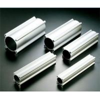 Electrophoretic Aluminum Extruded Cylinder Shell , 6061 Aluminum Dovetail Extrusion Manufactures