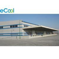 Large Scale Frozen Sea Food Storage Warehouse For Fish Processing Factory Or Port Manufactures