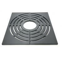Customized floor drain cover Precision Casting Parts with 316 / 304 Stainless steel Manufactures