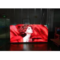 IP54 Indoor LED Display , Customized P2.97 Rental Led Video Wall Manufactures