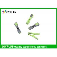 Household Plastic Clothes Pegs For Hanging Clothes Super Strong Clamp Force Manufactures