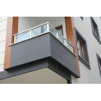 Buy cheap Wooden Texture No1 Fibre Cement Board Cladding Panels Decorative Faster - from wholesalers