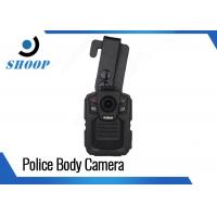 Battery Operated Law Enforcement Body Camera 16GB 33MP CMOS Sensor Manufactures