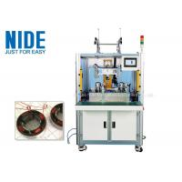 Automatic Needle Coil Winding Machine Customized For Double - Station Bldc Manufactures