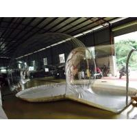 Wedding 4m Inflatable Bubble Tent , Family Inflatable Garden Tent Manufactures