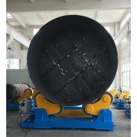 Large Rotary Capacity Automatic Rotator For Silo Tank Welding Production Manufactures
