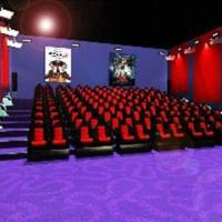China 3D Cinema Movie System with 380V Voltage  on sale