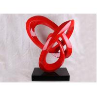 Customized Indoor Painted Metal Sculpture For Public Commercial Decoration Manufactures